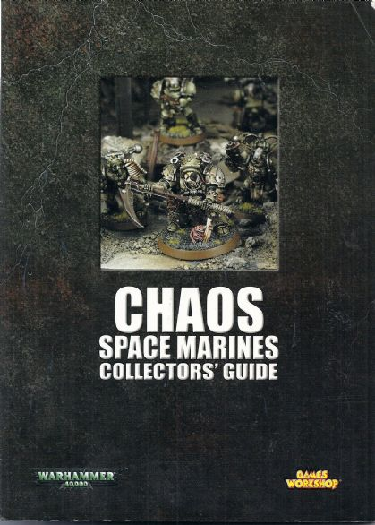 Chaos Space Marine Collectors Guide 2003
