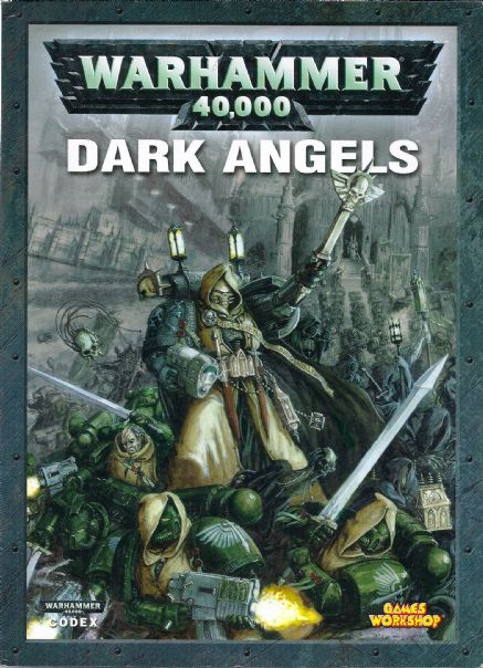Dark Angels Codex rulebook 2006