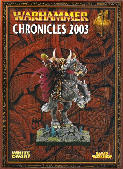 Warhammer Fantasy Chronicles 2003
